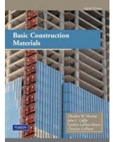 Basic Construction Materials 8th Edition Pearson Construction Technology