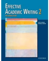 Effective Academic Writing 2