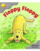 Oxford Reading Tree : Stage 1 : First Words : Floppy Floppy