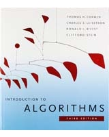 Introduction To Algorithms, Third Edition International Edition