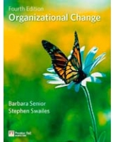 Organizational Change 4th Edition