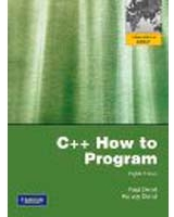 C++ How to Program IE