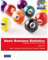 Basic Business Statistics.