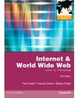 Internet And World Wide Web How To Program. By Paul And Harvey Deitel