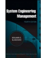 System Engineering Management Wiley Series in Systems Engineering and Management