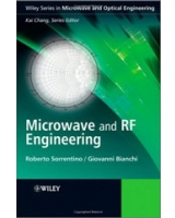 Microwave And Rf Engineering Microwave And Optical Engineering
