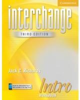 Interchange Intro Workbook Interchange Third Edition