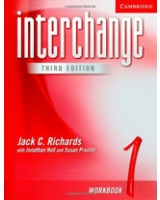 Interchange Workbook 1 - Interchange Third Edition