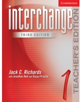 Interchange Teacher's Edition 1 Interchange Third Edition