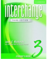 Interchange Student's Book 3 - Interchange Third Edition
