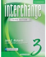 Interchange Workbook 3 Interchange Third Edition