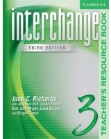 Interchange Teacher'S Resource Book 3 Interchange Third Edition