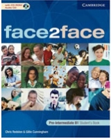 Face2face Pre-Intermediate Student's Book with CD ROM/Audio CD