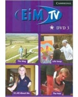 English in Mind Level 3 DVD - PAL/NTSC And Activity Booklet