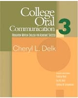 College Oral Communication 3 Houghton Mifflin English for Academic Success Bk. 3