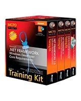 MCPD Self-Paced Training Kit Exams 70-536/ 70-526/ 70-548