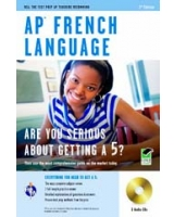 AP French Language Exam with Audio CD