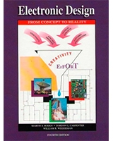 Electronic Design/ From Concept to Reality/ Fourth Edition