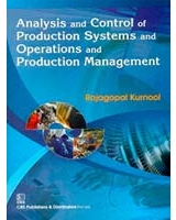 Analysis and Control of Production Systems and Operations and Production Management
