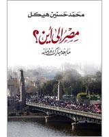 مصر إلى أين؟ مابعد مبارك وزمانه