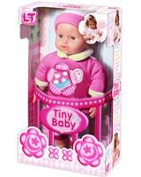Tiny Baby - Crying / Bright Colors 98014 - Loko Toys