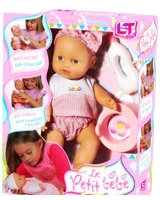 Le Petit Bebe - Basic standing box 98411 - Loko Toys