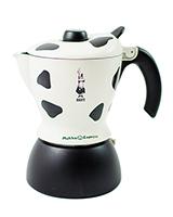 Mukka Maculata 2TZ Unique Cappuccino Maker Stovetop 440 ml - Bialetti