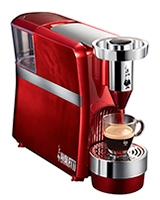 Diva Espresso Machine Red 20 Bar Closed System Capsules Only - Bialetti