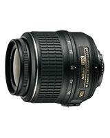 AF-S DX Nikkor 18-55mm f/3.5-5.6G VR - Nikon