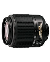 Lens AF-S DX Zoom-Nikkor 55-200mm f/4-5.6G ED-3.6x - Nikon