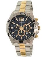 Men's Watch Tachymeter AN8124-56L - Citizen