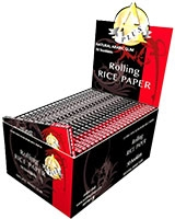 Rolling Paper Regular Black Package - A Plus