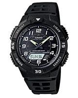 Standard Solar Powered Watch AQ-S800W-1BVDF - Casio