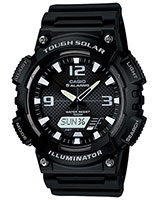 Standard Solar Powered Watch AQ-S810W-1AVDF - Casio