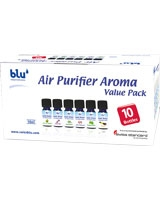 Breez Air Purifier Aroma Value Pack AR-VP10 - blu