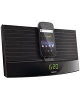Docking speaker with Bluetooth for Android AS141/12 - Philips