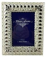 Frame 4 x 6 cm Silver