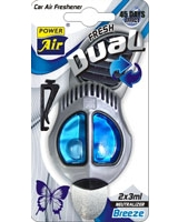 Air Freshener Dual Fresh Breeze - Power Air