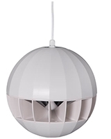360° Spherical Hanging Loudspeaker 20W 100V ASP20 - Audac