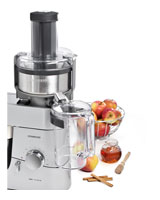 Continuous juicer AT641 - Kenwood