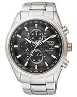 Men's Watch Eco-drive Chronograph AT8016-51E - Citizen