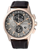 Men's Watch Eco-drive Chronograph AT8113-12H - Citizen