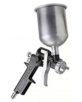 Paint Spray Gun Gravity Cup ATM1039 - Ferm