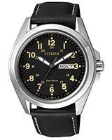 Men's Watch Eco-drive AW0050-07E - Citizen