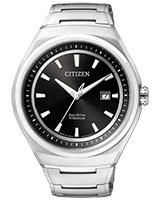 Men's Watch Eco-drive AW1251-51E - Citizen