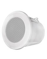 Waterproof Ceiling Speaker 8 Ohm/100V 6W RMS IP65 AWP06 - Audac