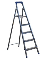 Galvanized Steel Ladder B4 - Cagsan