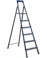 Galvanized Steel Ladder B5 - Cagsan