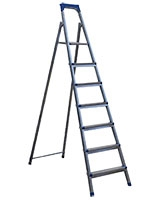 Galvanized Steel Ladder B6 - Cagsan