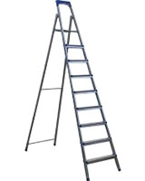 Galvanized Steel Ladder B9 - Cagsan